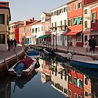 Burano by Mike Church
