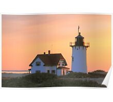 Race Point Light Poster