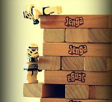 Trooper Jenga by cherryamber