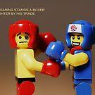 Boxing fresh by cherryamber