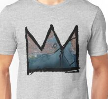 "Basquiat ""King of Istanbul Turkey"" Unisex T-Shirt"
