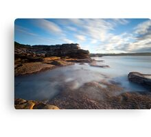All Things Are Possible - Little Bay NSW Canvas Print