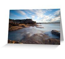 All Things Are Possible - Little Bay NSW Greeting Card