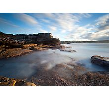 All Things Are Possible - Little Bay NSW Photographic Print