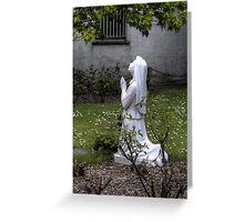 St Bernadette - St Mary's Church Belfast Greeting Card