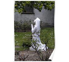 St Bernadette - St Mary's Church Belfast Poster