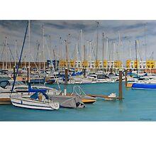 Brighton Marina Photographic Print