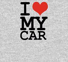 I love my car Unisex T-Shirt
