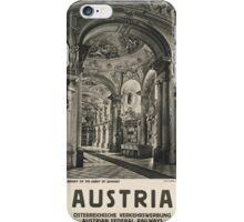 Vintage - Austria iPhone Case/Skin