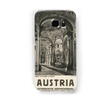Vintage - Austria Samsung Galaxy Case/Skin