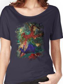 Bioshock Infinite Falling Women's Relaxed Fit T-Shirt