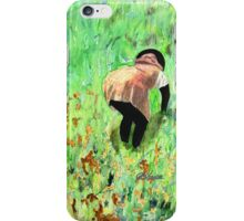 Rice Paddy iPhone Case/Skin