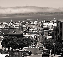 The City - SanFrancisco, CA by miramefotos