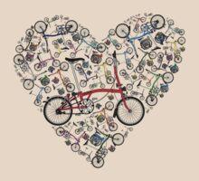 I Love Brompton Bikes