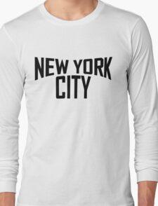 John Lennon - New York City Shirt Long Sleeve T-Shirt
