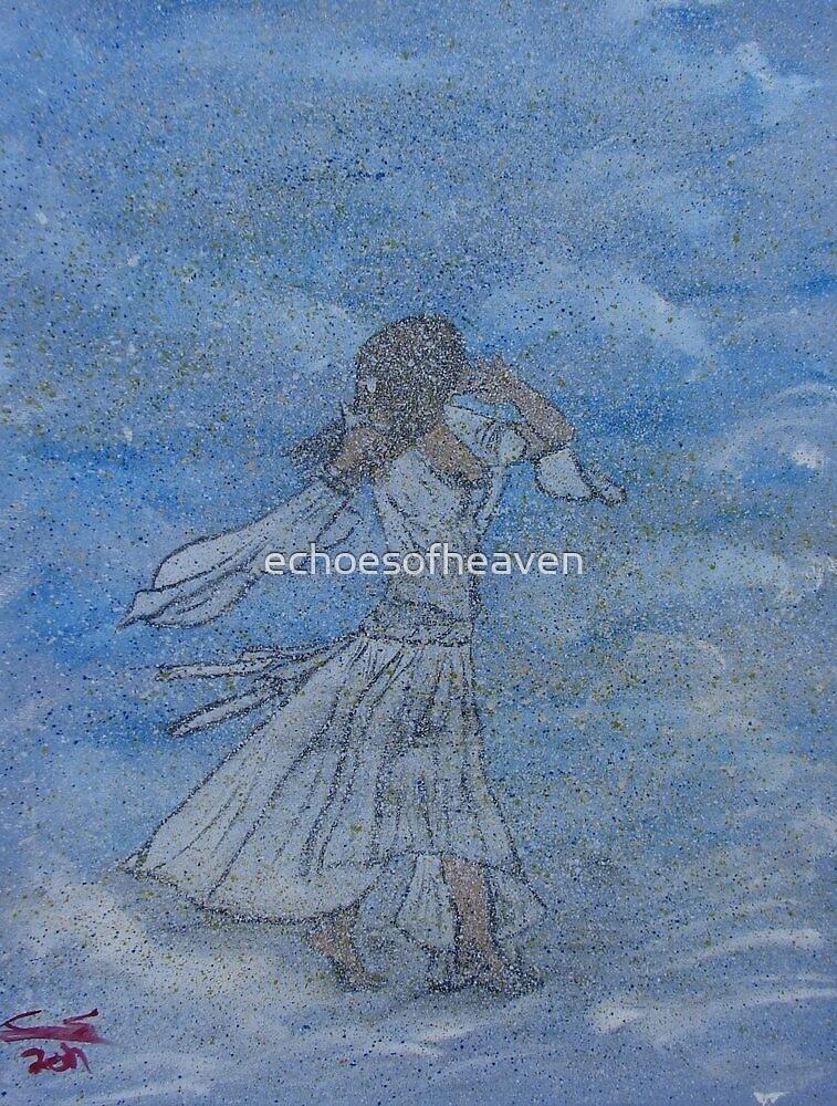 """Cloud Dance""  by Carter L. Shepard by echoesofheaven"