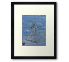 """Cloud Dance""  by Carter L. Shepard Framed Print"