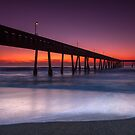 Pacifica Pier - Pacifica, California by Toby Harriman
