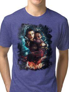 Burial at Sea (Bioshock Infinite) Tri-blend T-Shirt