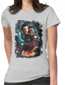 Burial at Sea (Bioshock Infinite) Womens Fitted T-Shirt