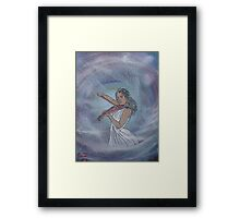 """Creation's Song""  by Carter L. Shepard Framed Print"