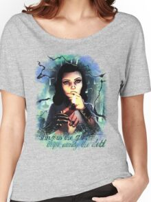 Bioshock Infinite Elizabeth Women's Relaxed Fit T-Shirt