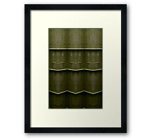 Trio Framed Print