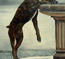 The Drinking Fountain by Anne Zoutsos