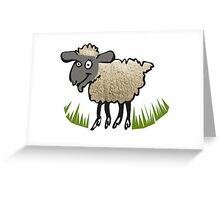 Shamus Sheep Greeting Card