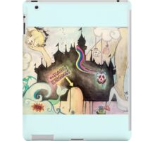 What An Unusual View iPad Case/Skin