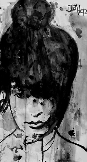 on my own by Loui  Jover