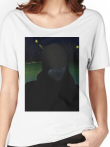 a dark wraith ghost Women's Relaxed Fit T-Shirt