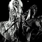 Horseback Danger by Darren Bailey LRPS