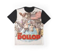 The Dollop (textless) Graphic T-Shirt
