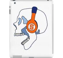 Syracuse Headphones Skull iPad Case/Skin