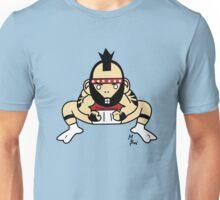 Birdimus Sumo Monkey Unisex T-Shirt