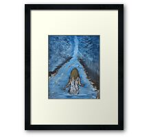 """Find Me In The River""  by Carter L. Shepard Framed Print"
