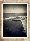 the seaside ~ a nostalgic study II by Adriana Glackin