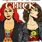 Heavy Metal Chicks by Luke Kegley