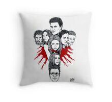 Buffy the Vampire Slayer Throw Pillow