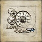 Steampunk Love by Melanie Moor