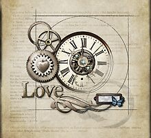 Steampunk Love by Melanie Moor