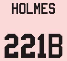 Sherlock Holmes jersey (v1) Kids Clothes