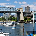 Granville Island Action, Vancouver, Canada. 2012. by johnrf