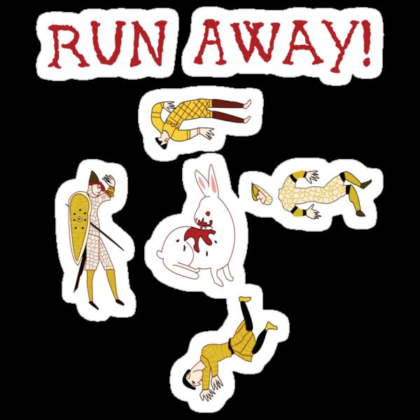 Run Away! by Anglofile