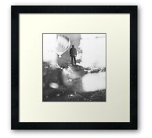 In a dream  Framed Print
