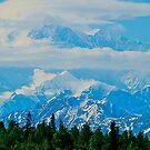 Denali #3, (Mt McKinley), Alaska, 2012. by johnrf