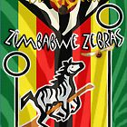 Zimbabwe Zebras Quidditch Team by Isaac Novak