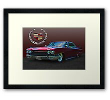 Low and Slow Deville Framed Print