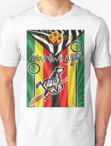 Zimbabwe Zebras Quidditch Team T-Shirt